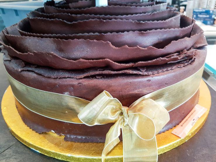 Chocolate Cake Patisserie Valerie 1
